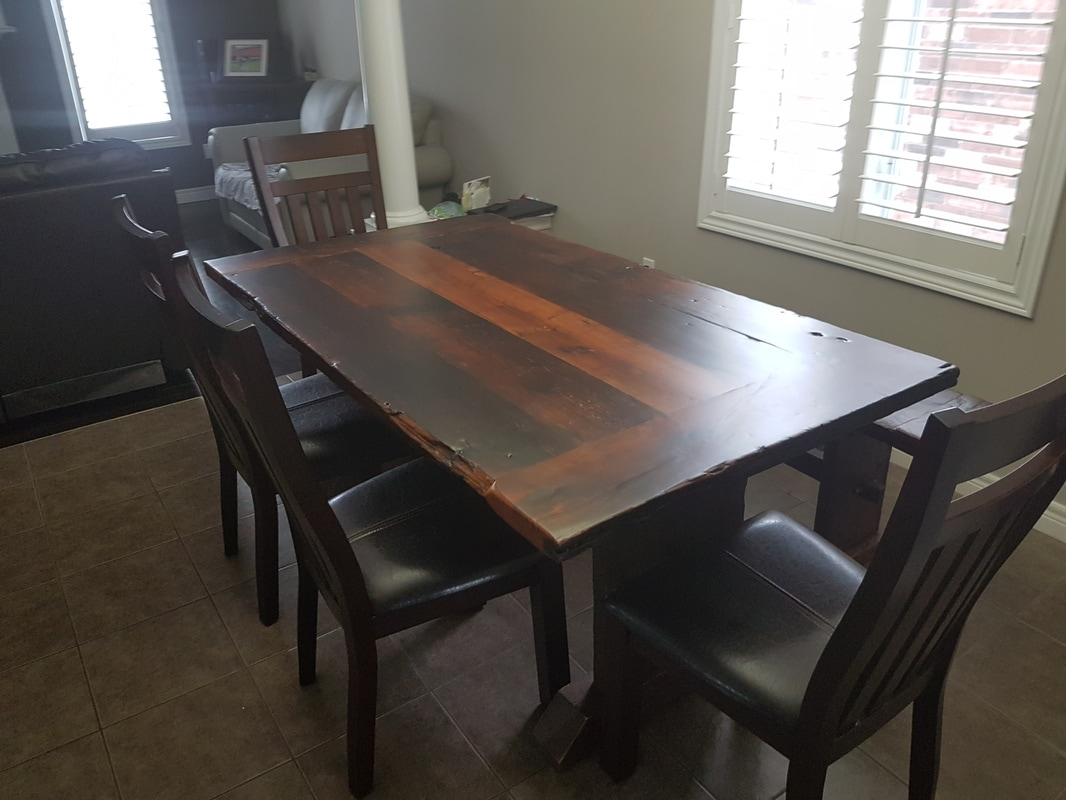 Furniture Kitchener Waterloo Custom Built Dining Tables And Solid Wood Furniture Kitchener