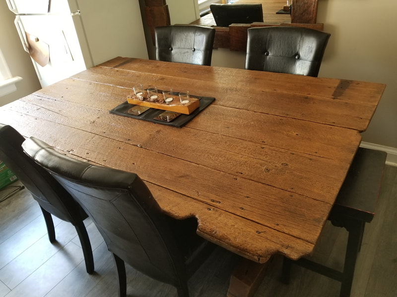 Custom Built Dining Tables And Solid Wood Furniture